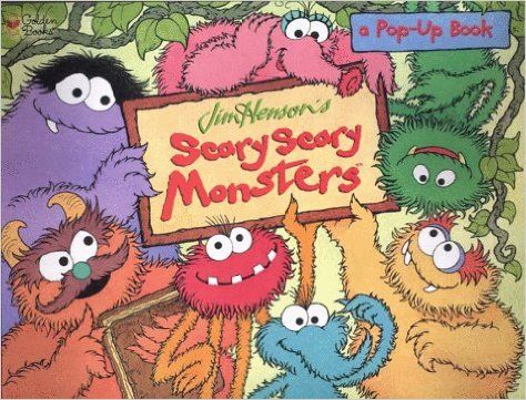 Scary Scary Monsters (a pop-up book) - Google Search