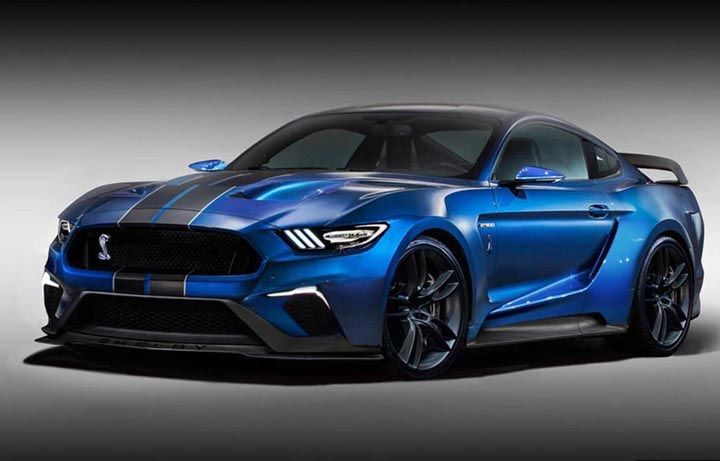 2017 Ford Mustang Shelby Gt500 Price Specs Rumors