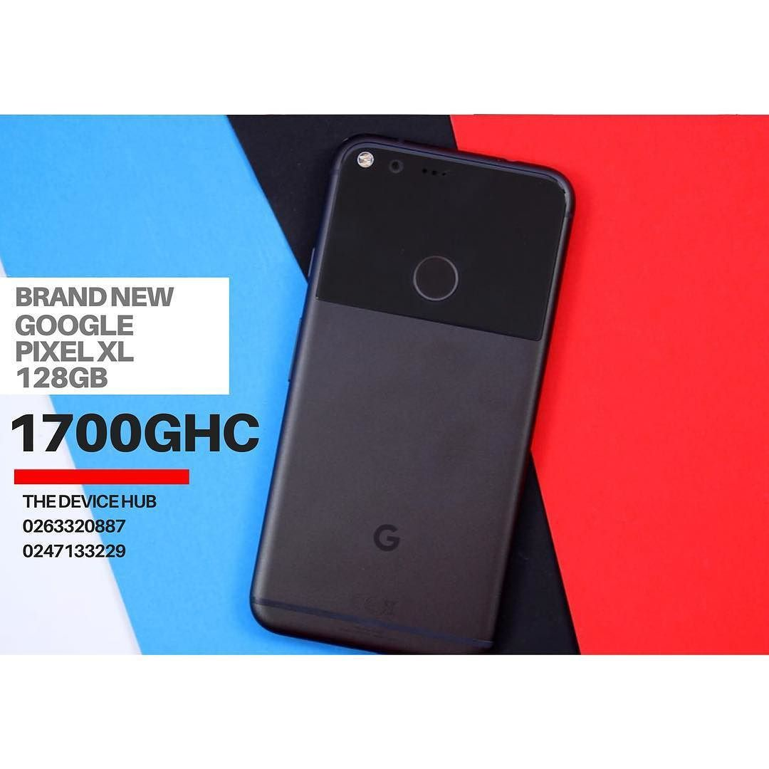 GOOGLE PIXEL XL 128GB PRICE:1700GHC TO ORDER CALL