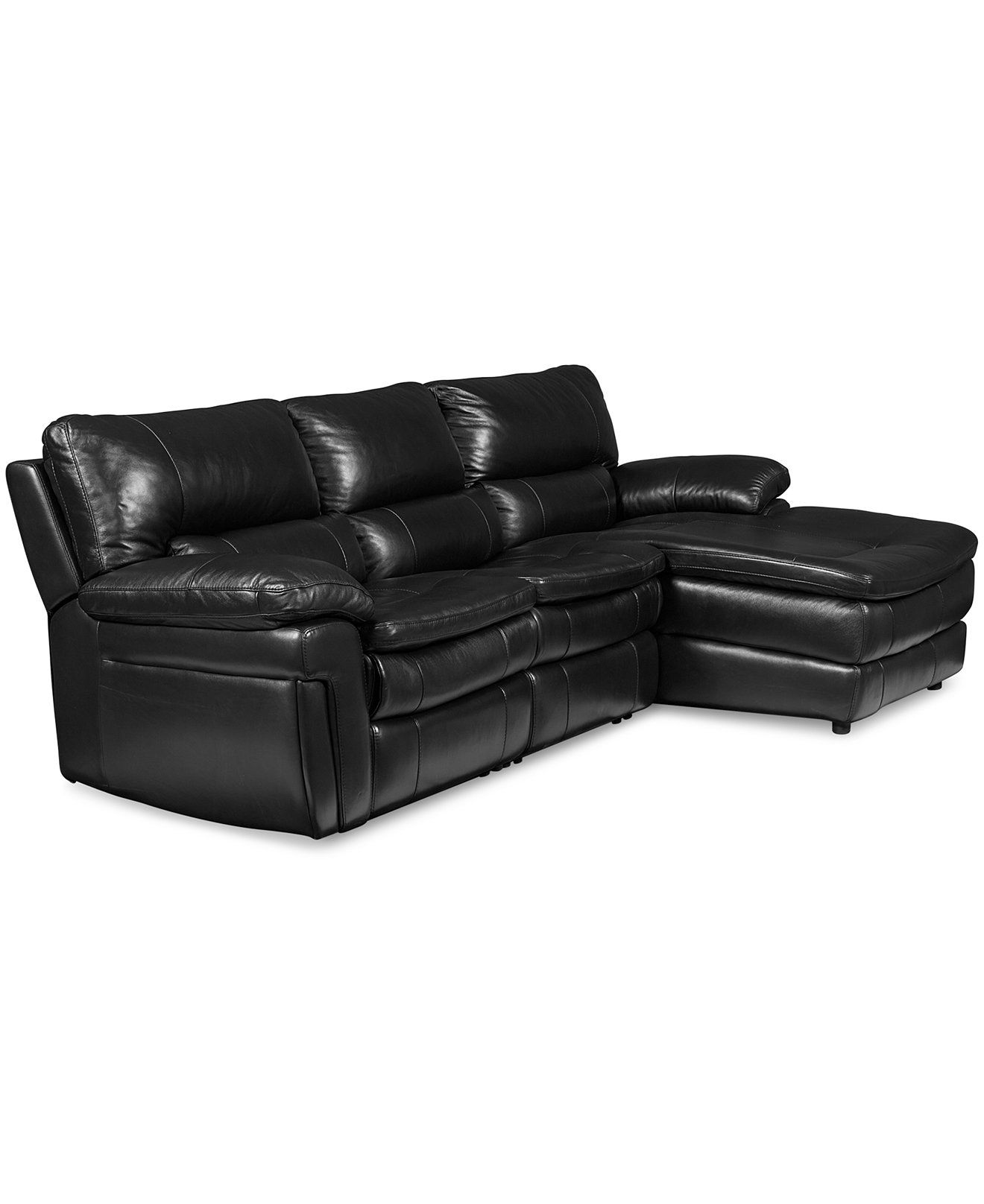 Zander Bonded Leather Power Reclining Sofa Review Home Plan