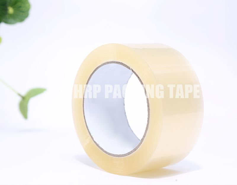 Clear Packing Tape for Packaging Cartons Box Sealing Moving BOPP Shipping
