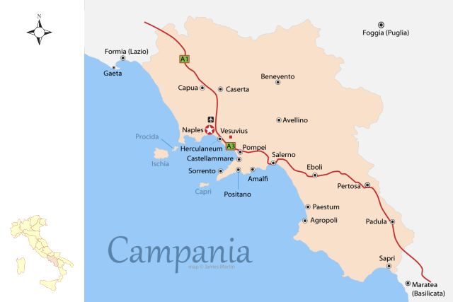 Explore Campania and the Amalfi Coast Baking Bread