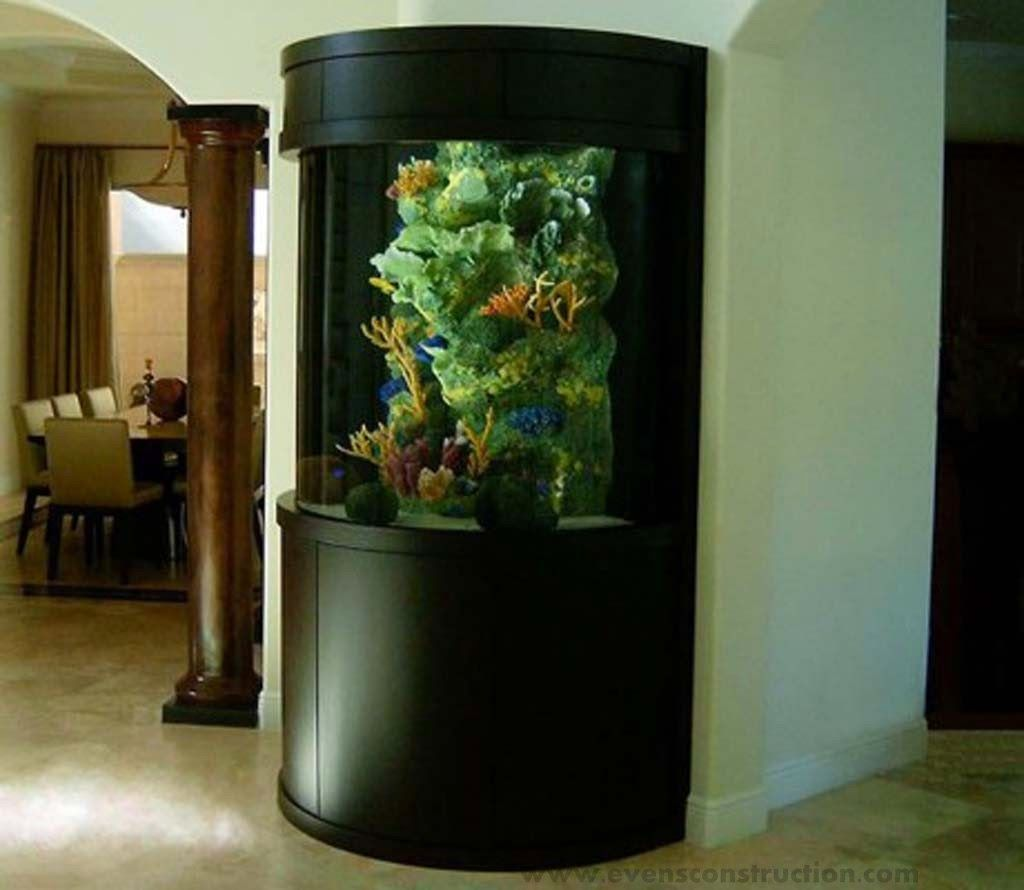 furniture fish tanks. 14+ Splendid DIY Aquarium Furniture Ideas To Beautify Your Home Fish Tanks