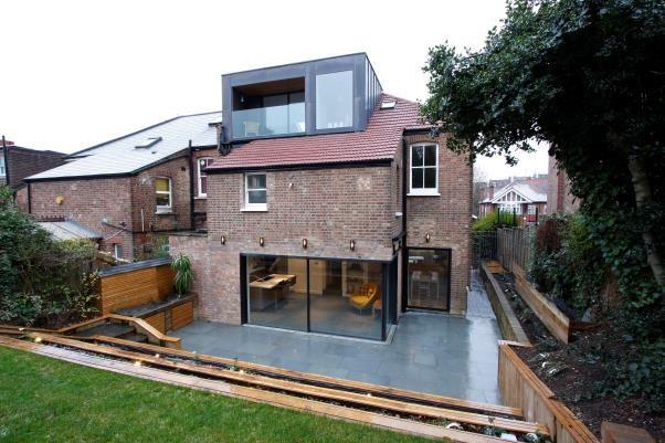 roof extension - Google Search & roof extension - Google Search | Architectuur | Pinterest | Roof ... memphite.com