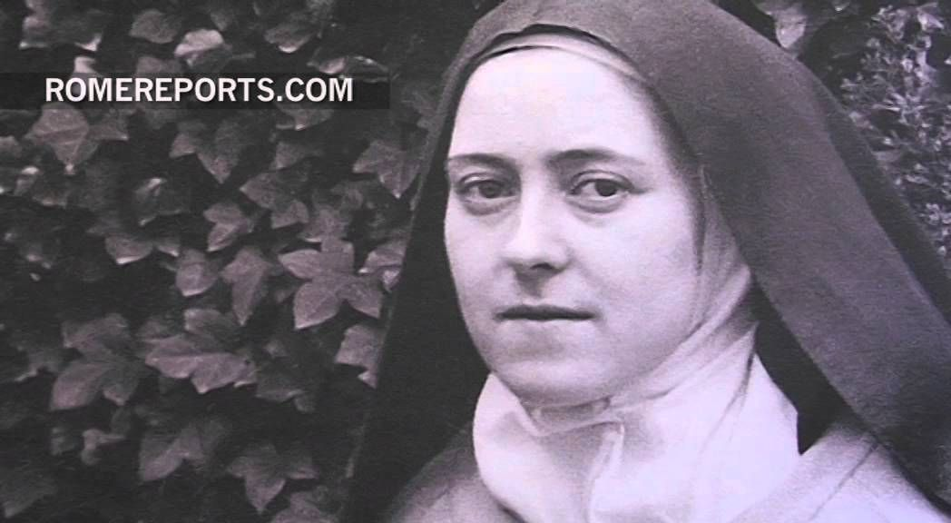 Exhibit displays little known photos of St. Therese of Lisieux