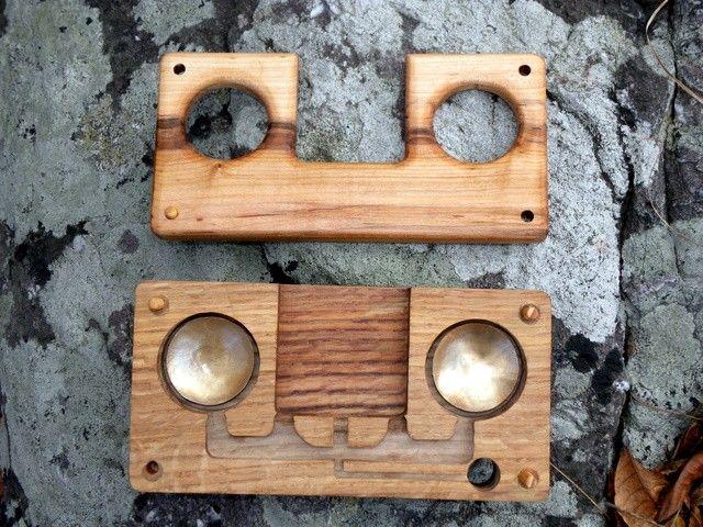 25 Diy Bunk Beds With Plans: Iphone Dock Unpowered Amplifier