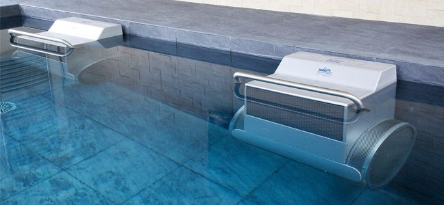 Counter current swimming pool unit from Guncast   Swimming ...