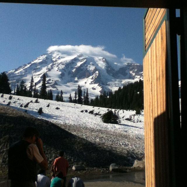 Mt. Rainier, WA July 7, 2012