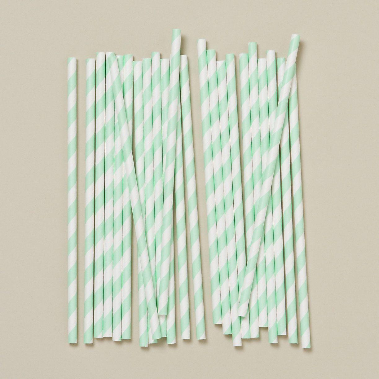 Soda Fountain Straws in House + Home Gadgets + Novelties at Terrain