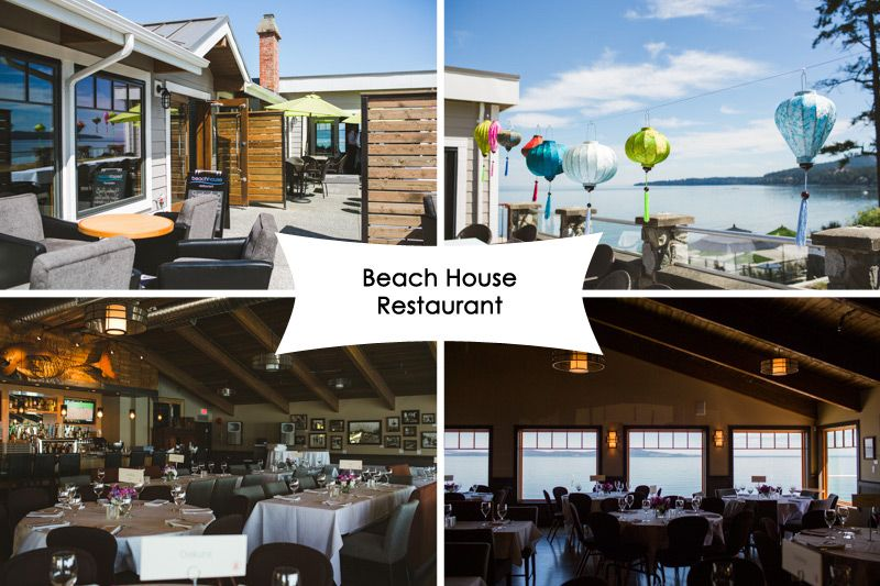 Victoria BC Oceanfront Restaurant