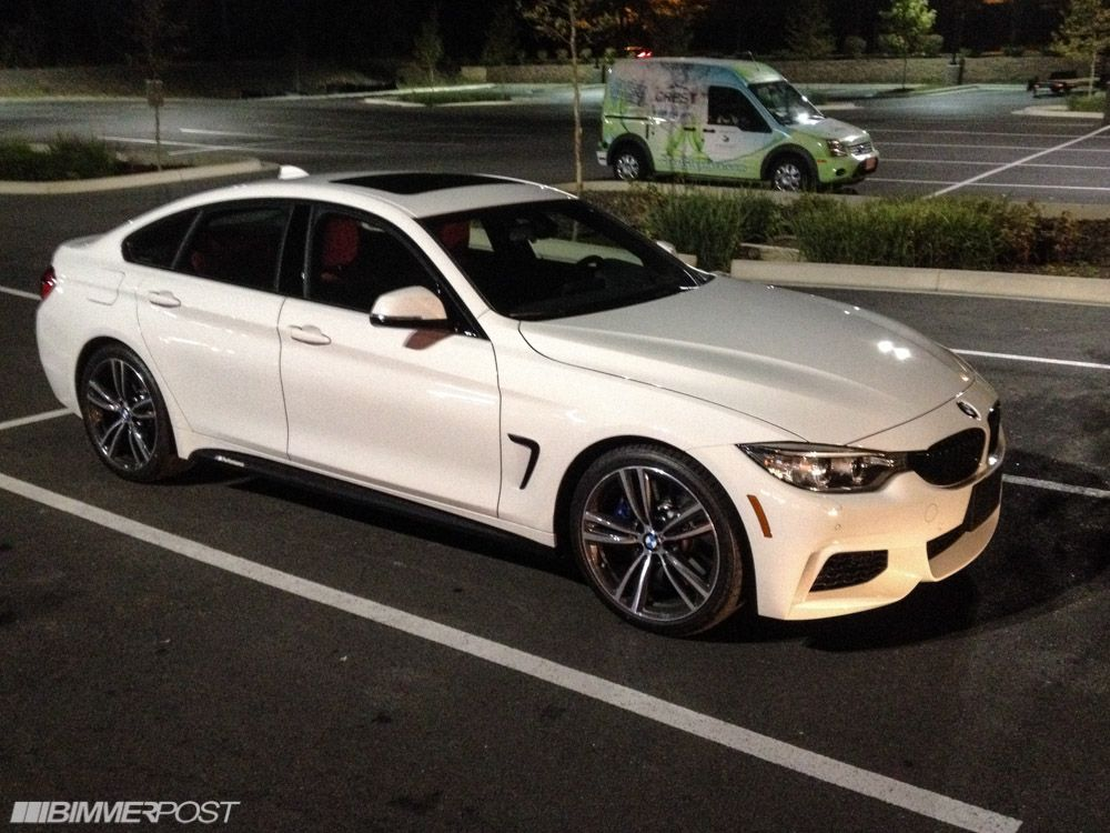 Future Car Bmw 435i Gran Coupe With Images Bmw 4 Series
