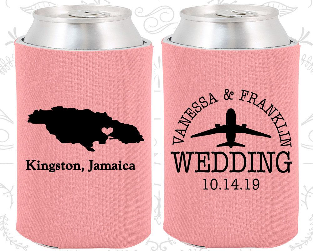 Jamaica Wedding Gifts, Coolies, Destination Wedding Favors, Jamaica ...