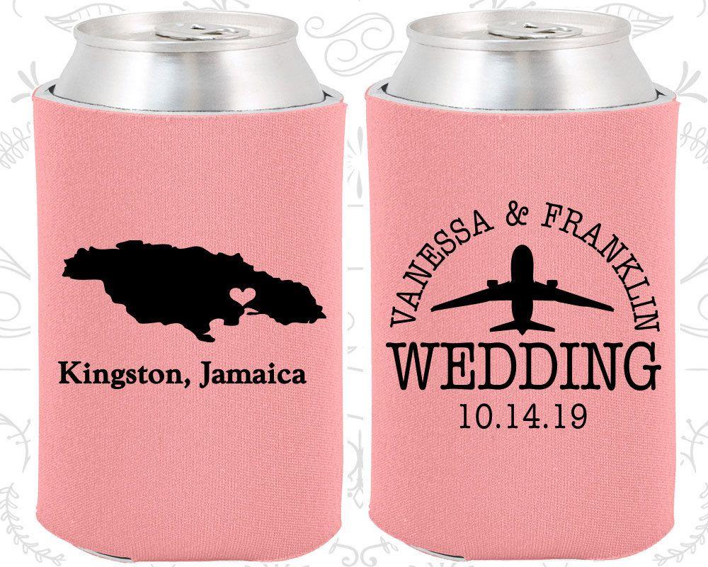 Jamaica Wedding Gifts, Coolies, Destination Wedding Favors, Jamaica ...