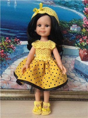 Приветствую всех любителей кукол Paola Reina!!! Моя любовь к этим невероятным девочкам началась 2 месяца назад! Хочу сказать, что коллекция