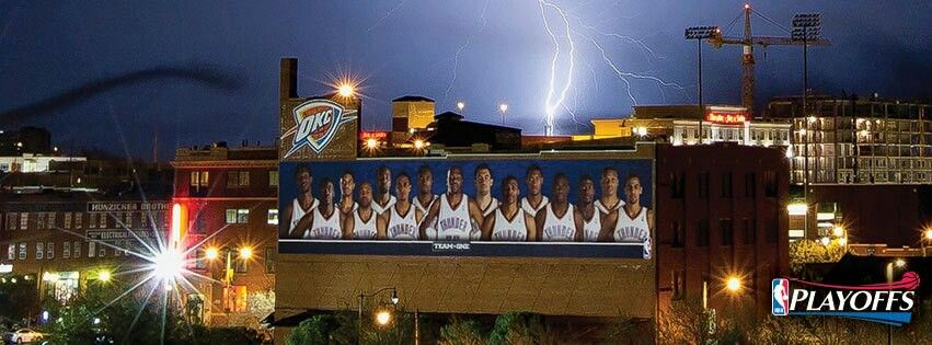 We Are Thunder!!!
