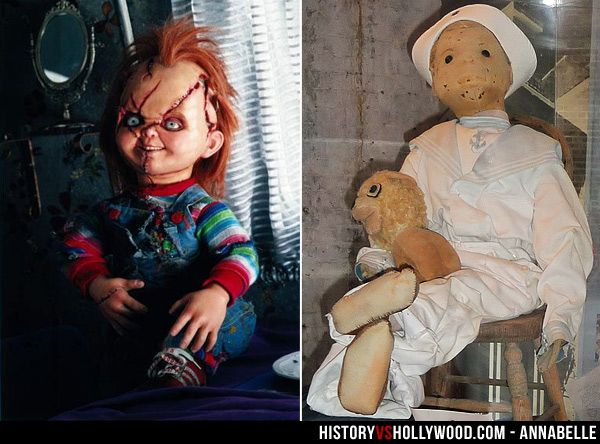 childs play chucky and