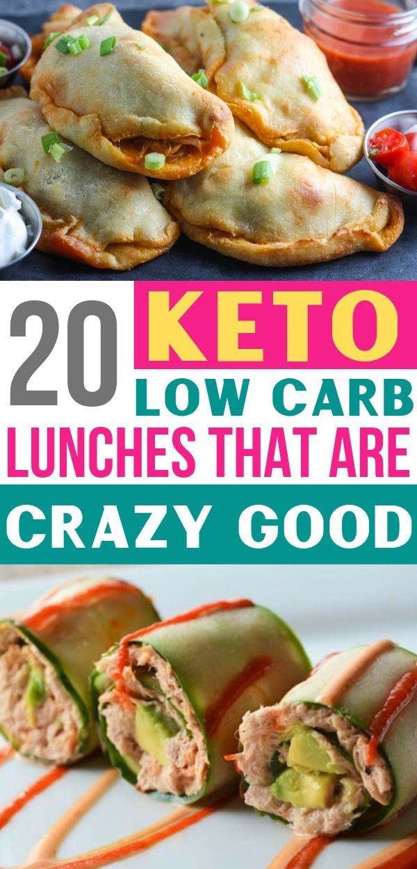 20 Easy Keto Lunches For Your Low Carb Diet -