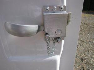 Door Lock Scamp Vintage Trailers Camper Door Locks