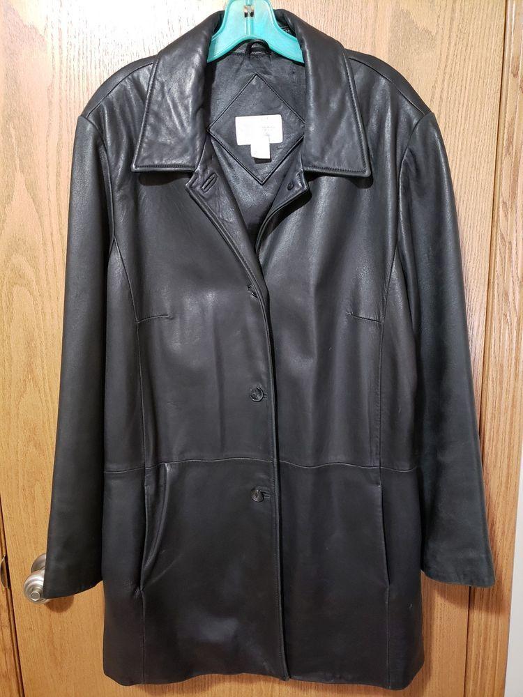 c607c7ce639 Worthington Womans Genuine Lambskin Leather Jacket Plus Size 1x  fashion   clothing  shoes  accessories  womensclothing  coatsjacketsvests  ad (ebay  link)