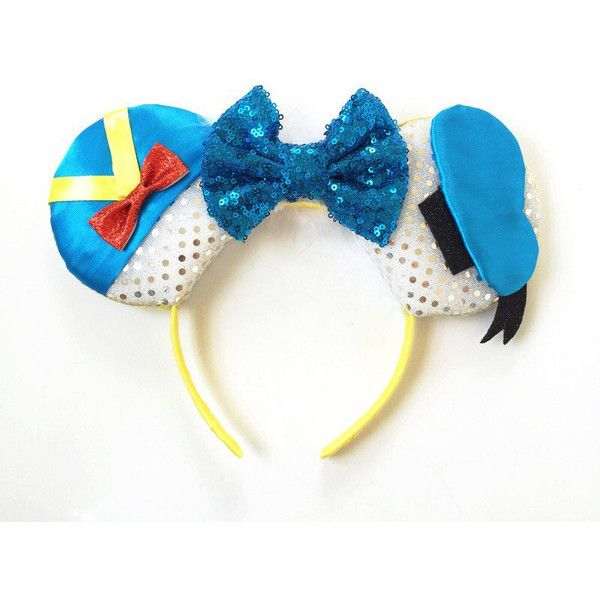 By Bow Necessities Disney Themed Daisy Duck From Mickey Mouse Hair Bow