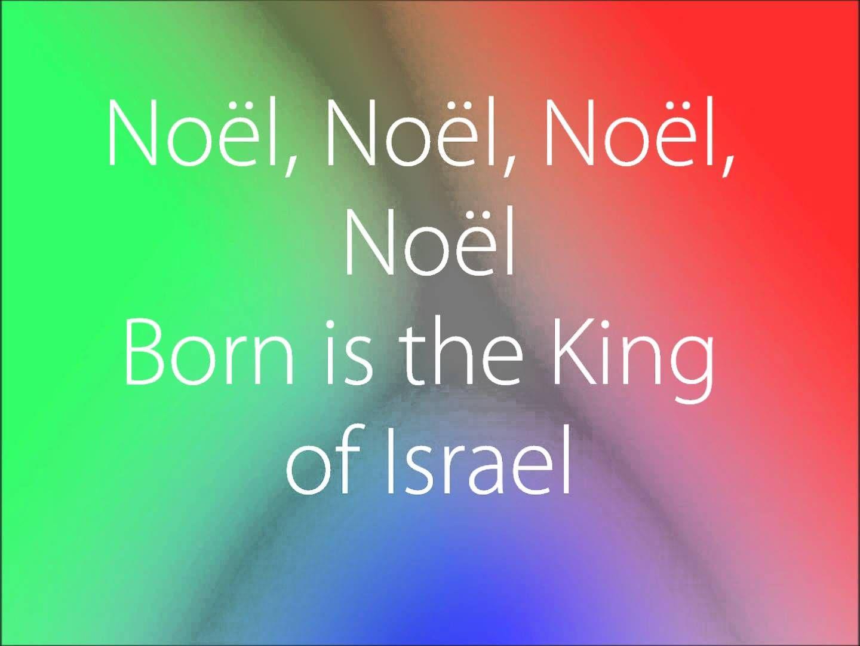 The First Noel (With Lyrics)   Songs of the Season   Pinterest   Noel