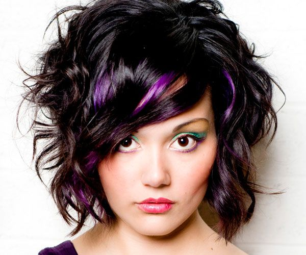 Awe Inspiring 1000 Images About Hair On Pinterest Blue Hair Highlights Green Hairstyles For Women Draintrainus