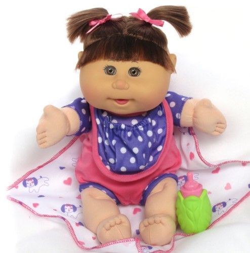 Cabbage Patch Kids 12 5 Naptime Babies Light Tone