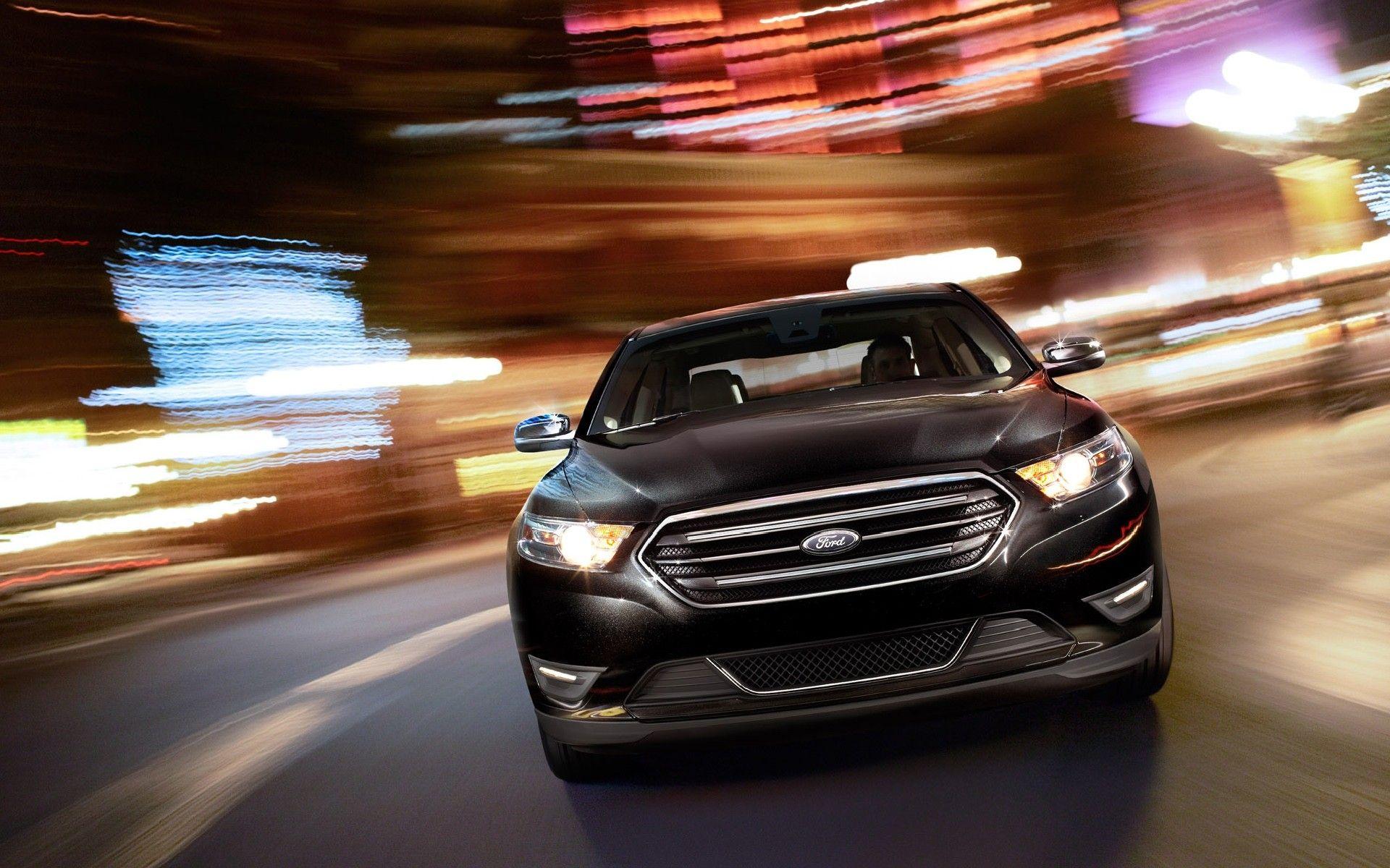 Ford Taurus Sedan New Model Images For Desktop And Wallpaper