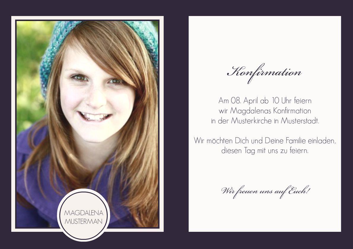Einladung Konfirmation Text Lustig Einladungskarten Konfirmation Einladung Konfirmation Einladungskarten Online