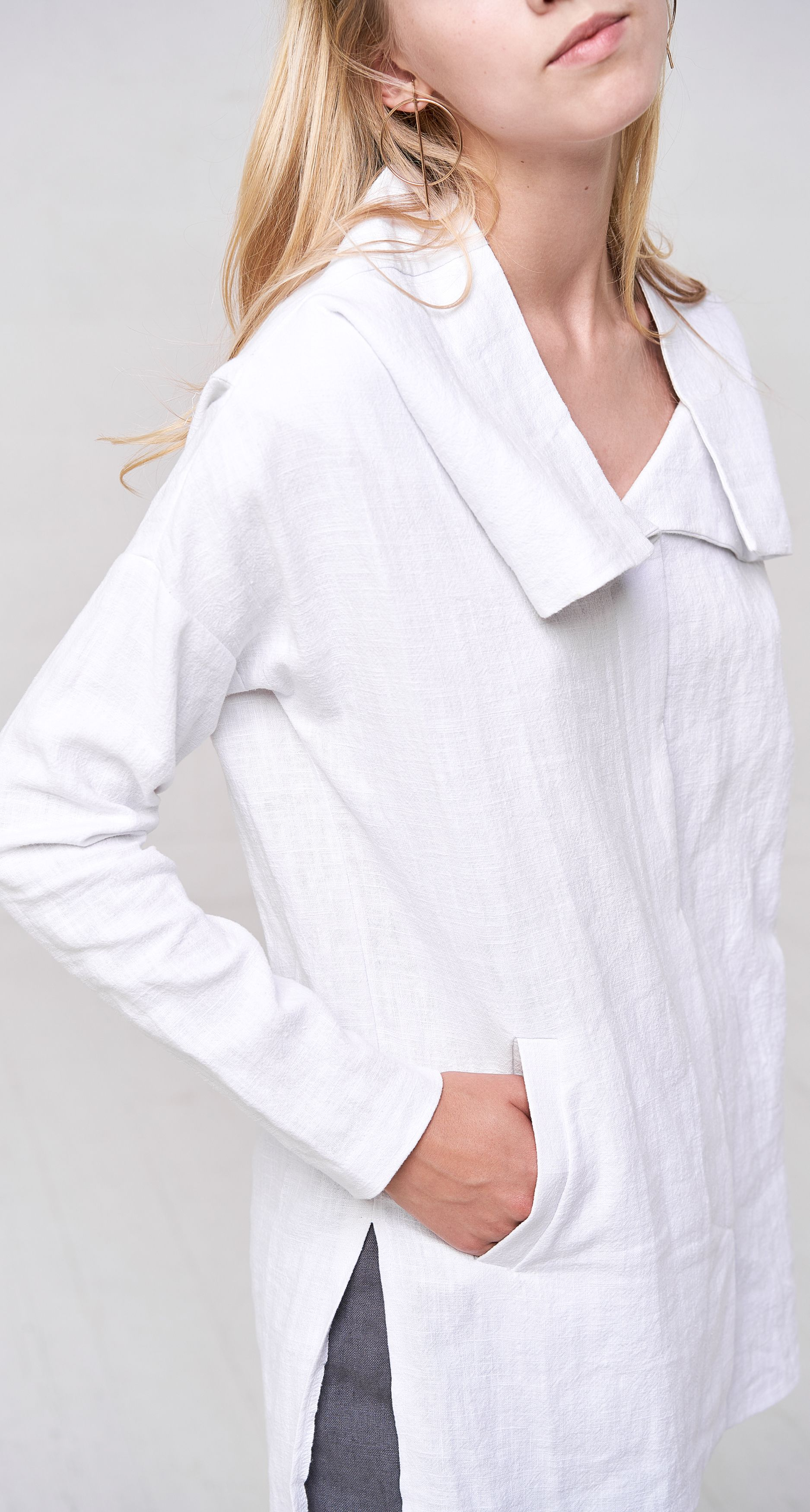 72d0fe51593 Womens Long Sleeved Linen Shirts – EDGE Engineering and Consulting ...