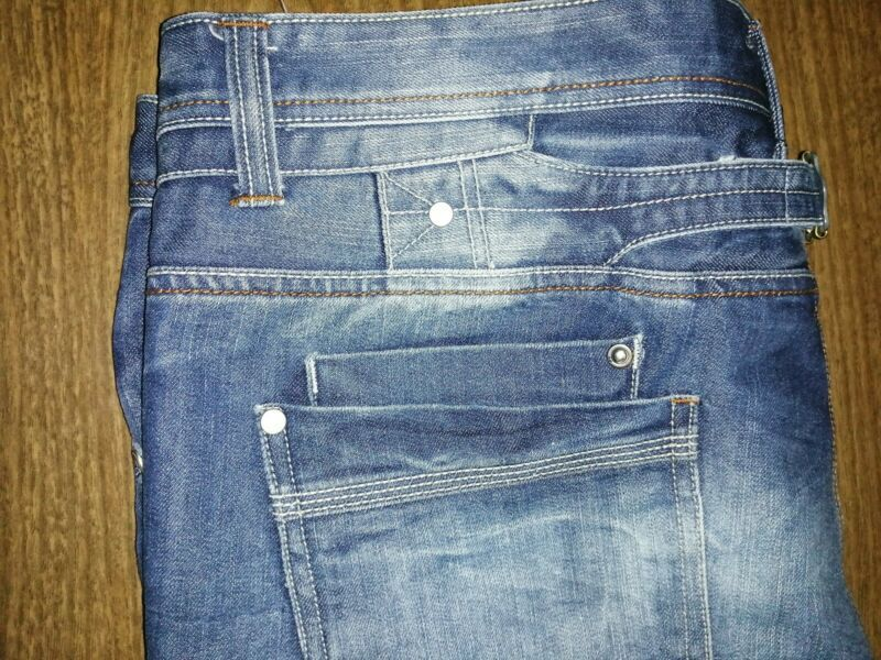 mens crosshatch jeans ebay