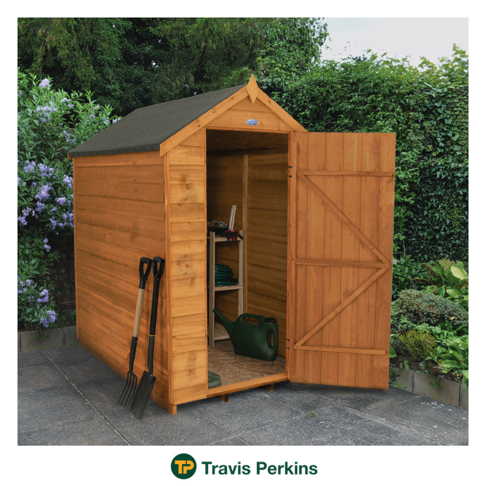 Our Range Of Treated Timber Garden Sheds Are Specifically Selected For The Trade And Are Available For Delivery Across Mainlan Apex Shed Wooden Sheds Shed Base
