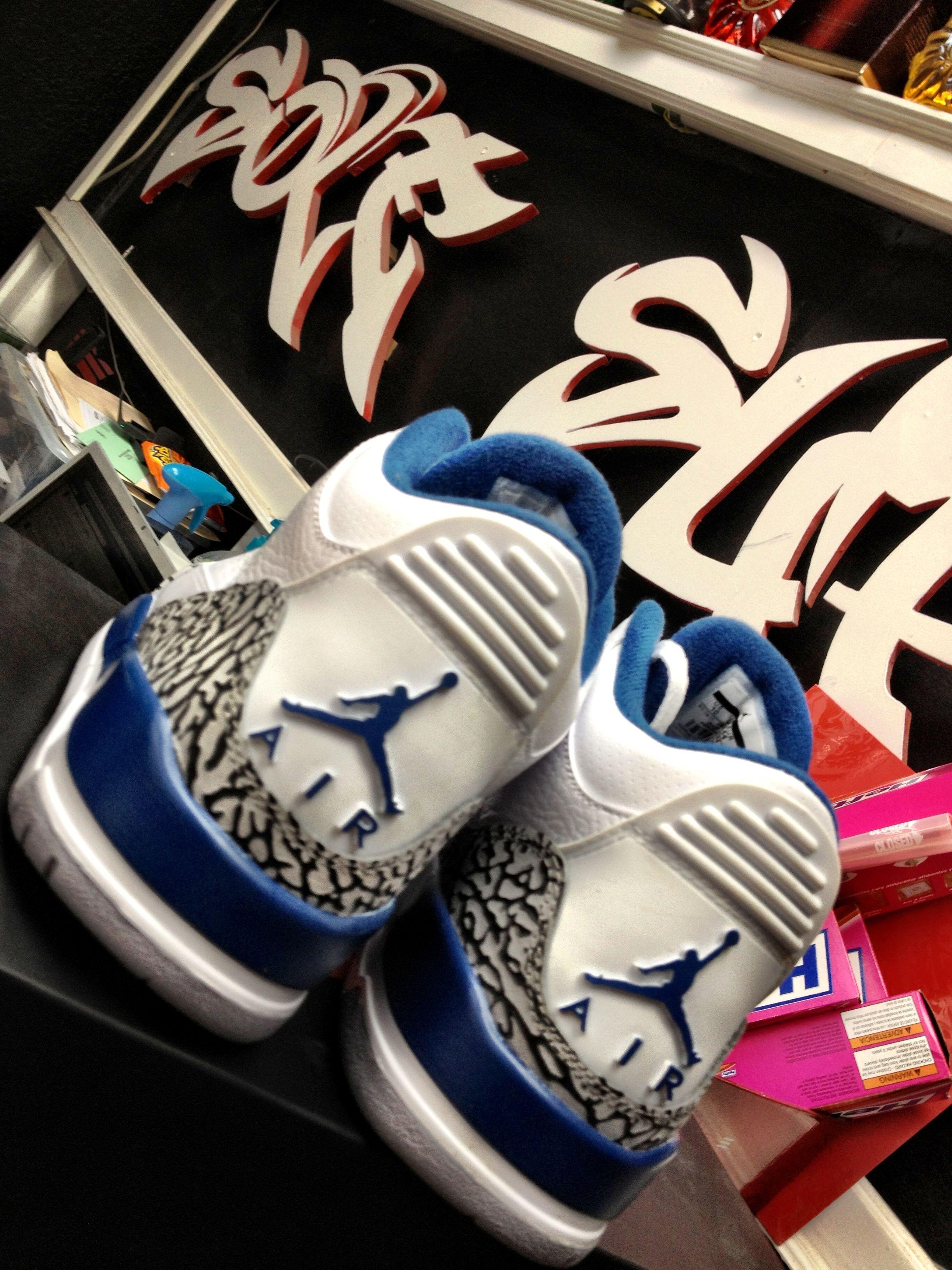 Trueblue Nike Sneakers Jordans Shoes