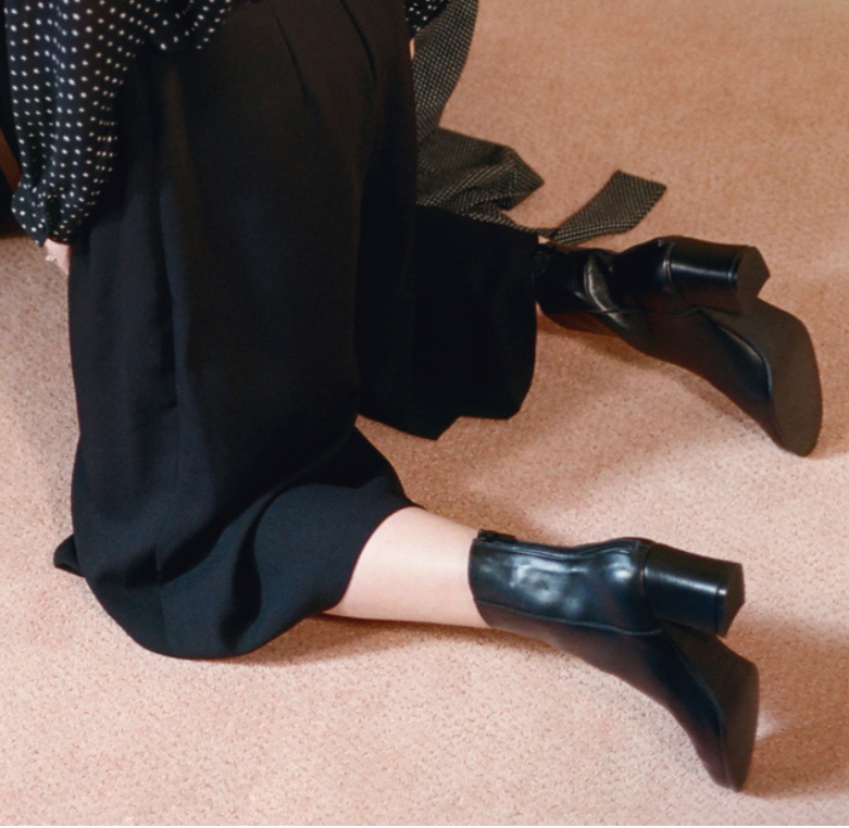new styles f1a60 b7558 Black Boots - Milos by About Arianne | Shoe Obsessions ...