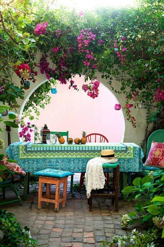 Amazing 44 Deko Garten Ideen   Entfalten Sie Den Charme Des Außenbereiches! Ideas