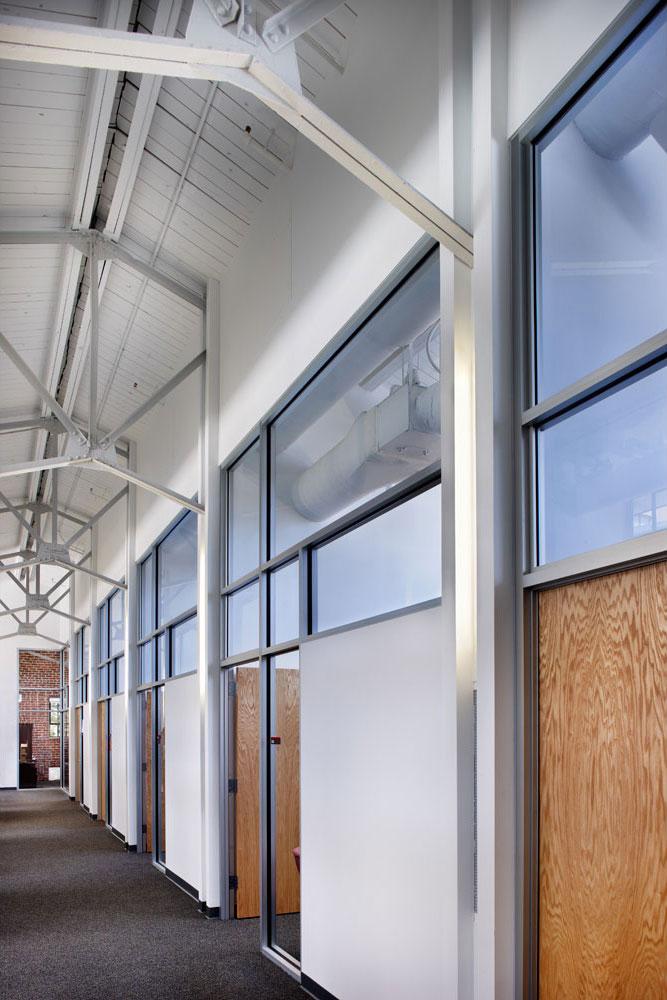 Gallery of Park Shops Adaptive Reuse / Pearce Brinkley