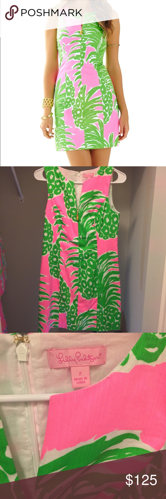 Lilly Pulitzer Mila Dress Great condition! Lilly Pulitzer Dresses