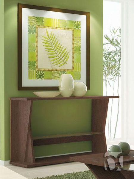 mesa decorativa para recibidor.   Recibidor De Melanina   Pinterest ...
