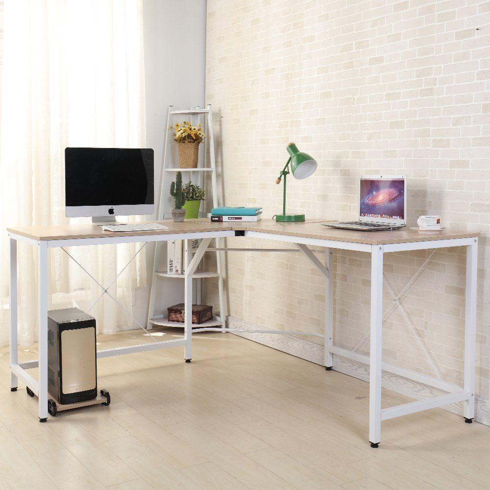 Corner Desk Office | Office Desk in 2019 | Corner desk