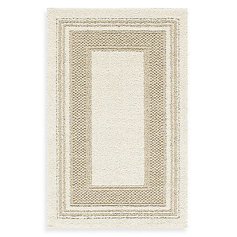 30 At Bed Bath And Beyond Double Border 3 Foot 4 Inch X 5 Foot