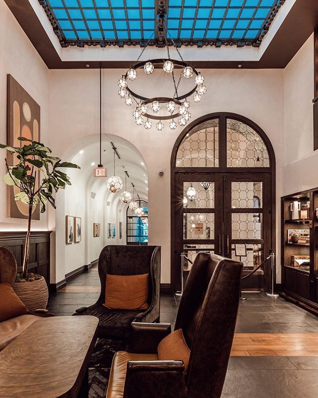 Hotel Figueroa Is More Than A Hotel It S A Home For Creativity Next Time You Re Searching For A Space That Will Inspire You Remember O Home Hotel Home Decor