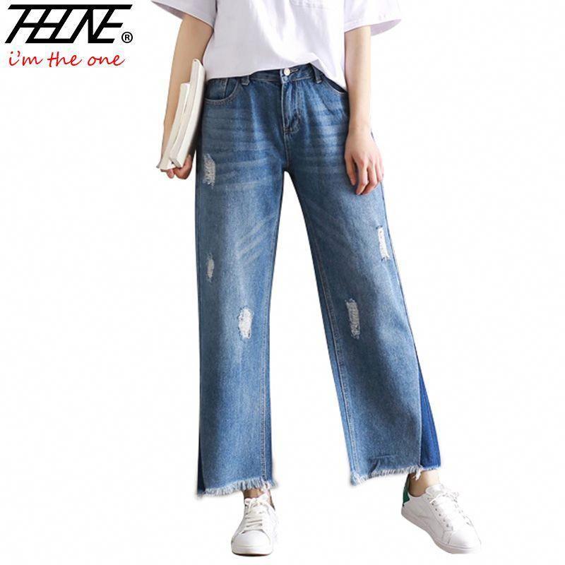 6414d635dd2fe Women s Plus Size Textured Knit Wide Leg Crop Pant - Ava   Viv Black ...