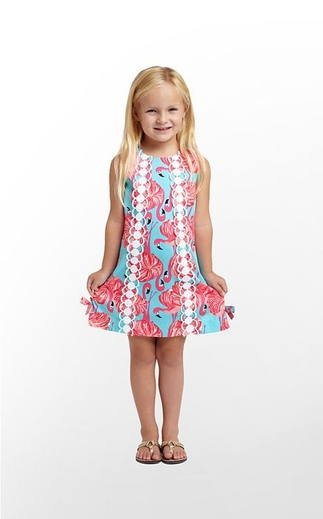 It's never too early to start wearing Lilly.