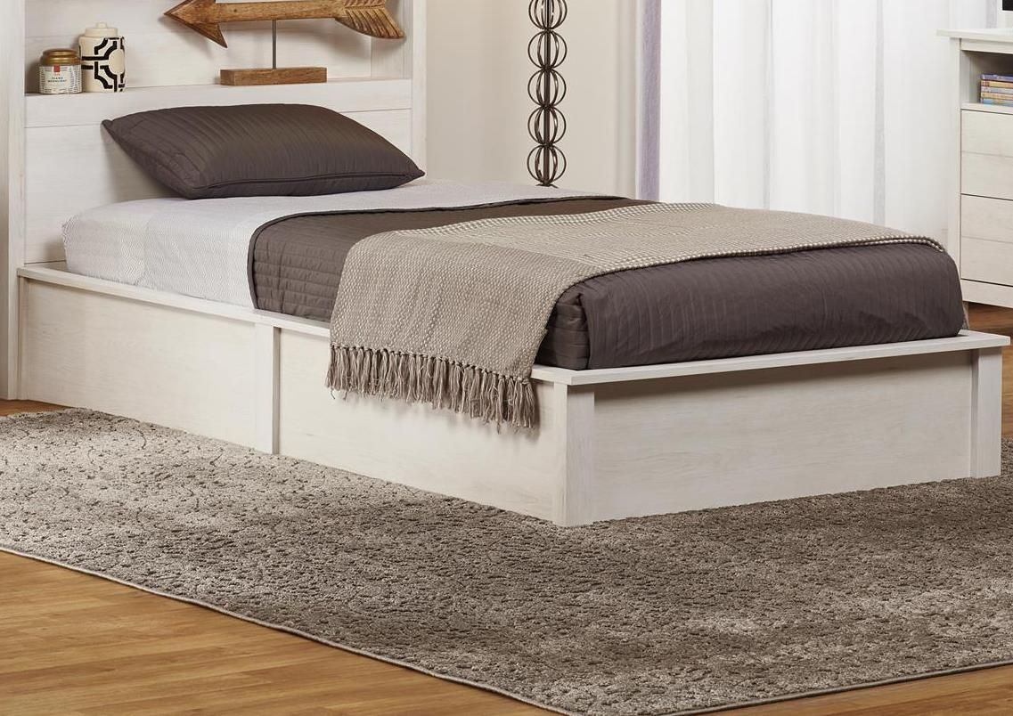 The Altra Platform Twin Platform Bed Will Help Your Mattress Stay