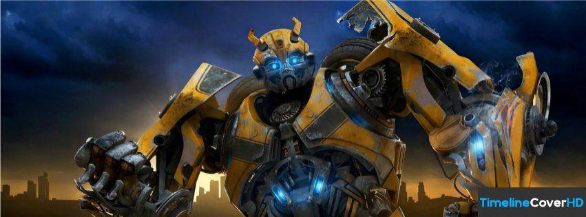 Bumblebee Transformers 1 Facebook Timeline Cover Facebook
