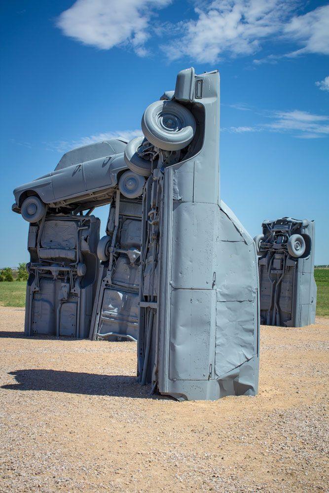 Carhenge in Alliance, Nebraska: Stonehenge Made of Cars