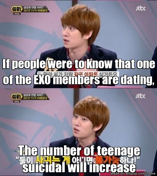 That Is Extreme O O Memes Exo Funny Funny Kpop Memes
