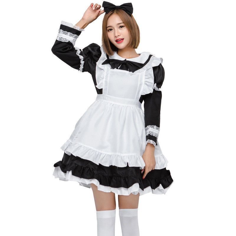 Fancy Japanese Anime Girls Dress Cosplay Costume Maid Lolita Adult Uniform  Party  fashion  clothing  shoes  accessories  costumesreenactmenttheater    ... 5daf85d26c0d