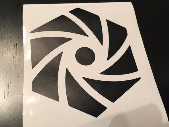 Ingress Incognito Shonin Anomaly Event Logo Vinyl By Sealedimages Event Logo Ingress Vinyl Decals