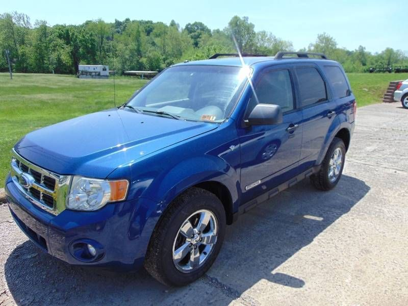 2008 Ford Escape Xlt Cars Usedcars Autosales Ford Escape Xlt